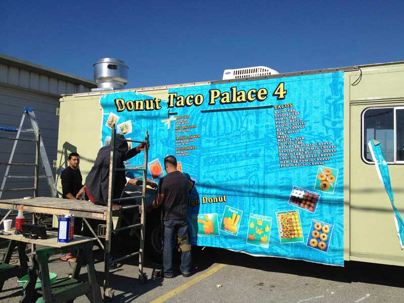 How To Get A Food Truck License In Texas
