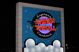 wash n roll