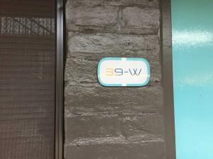 39-w Sign