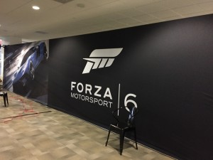 FORZA Sign