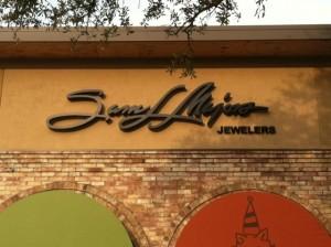 Jewelers Sign